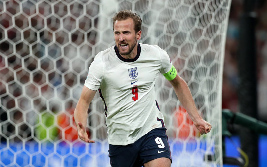 Harry Kane's goal helped England qualify for the final of Euro 2020