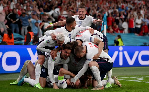 England are now one game from sporting immortality