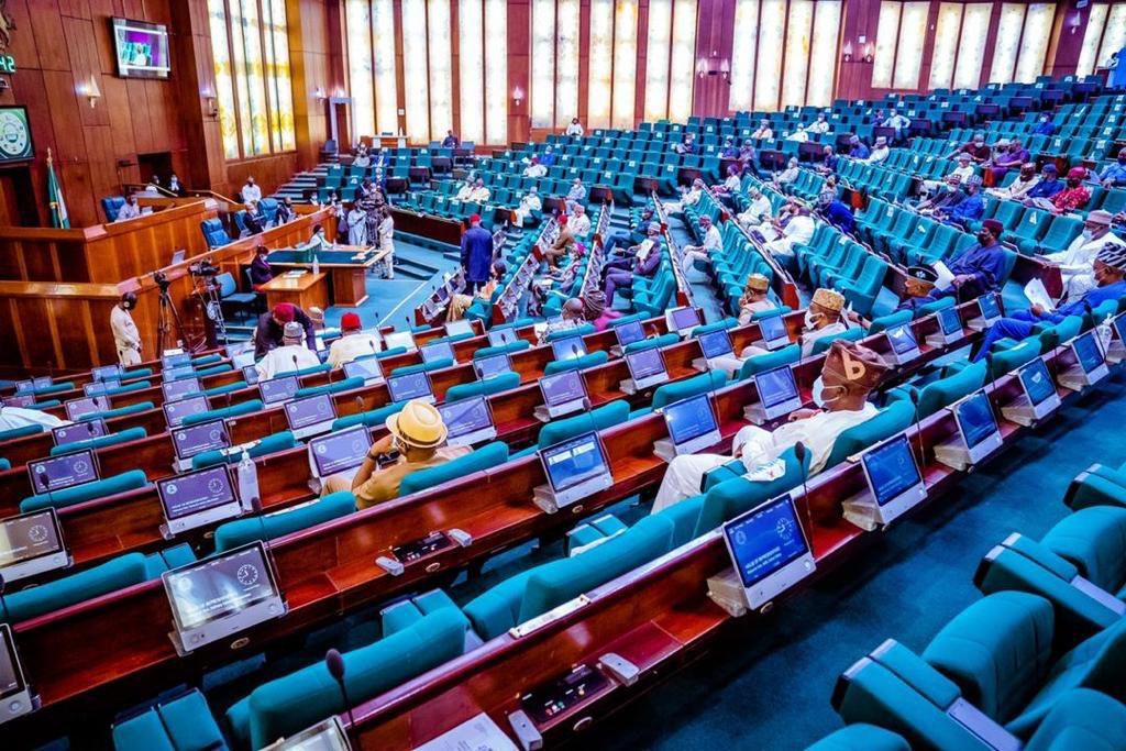House of Representatives plenary [PHOTO CREDIT: @HouseNGR]