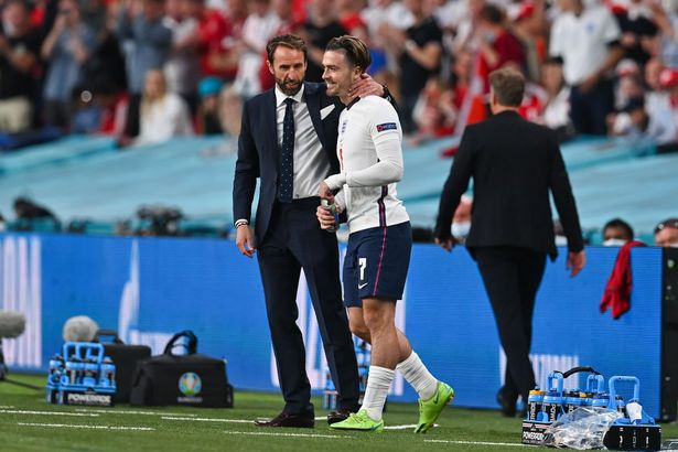 Gareth Southgate opened up on his decision to withdraw Grealish in extra-time