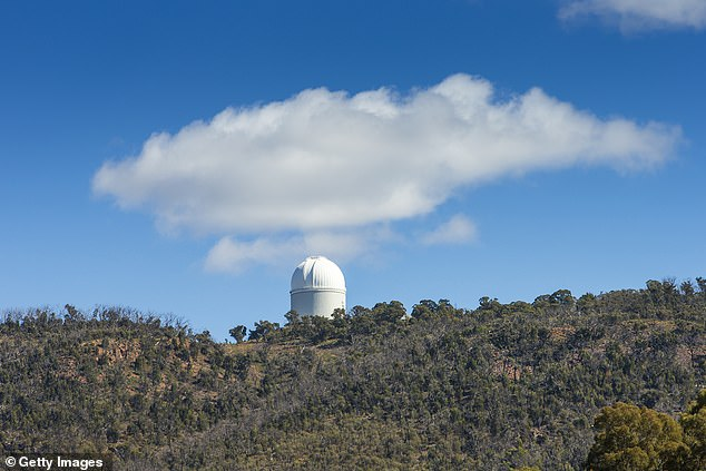 It was later confirmed with more detailed observation with the European Southern Observatory 8m Very Large Telescope in Chile