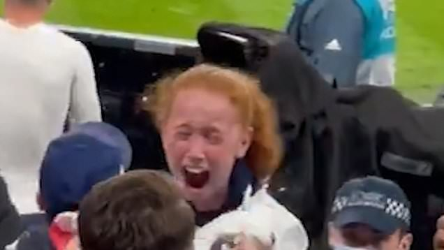 Emotional moment fan bursts into tears after Mason Mount gifts her match shirt
