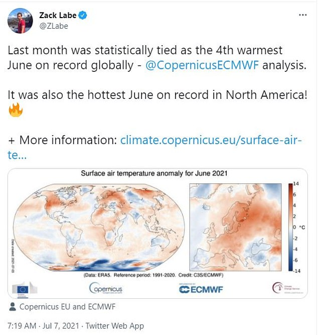 Scientists largely agree that temperatures could rise anywhere between 2.7-5.4 degrees Fahrenheit by the end of the century, due to rising carbon emissions and greenhouse gases