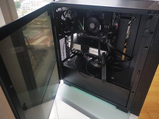 Gaming PC chassis