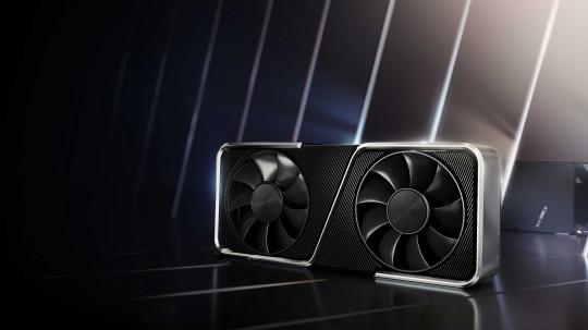 Nvidia RTX 3060 Ti graphics card