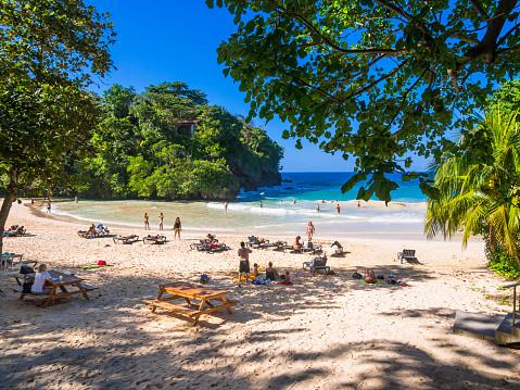 Jamaica, Portland Parish, Frenchman Cove's Beach