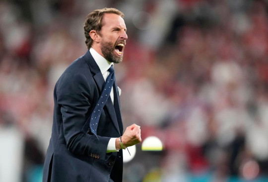 Southgate has led his side to the Euro 2020 final