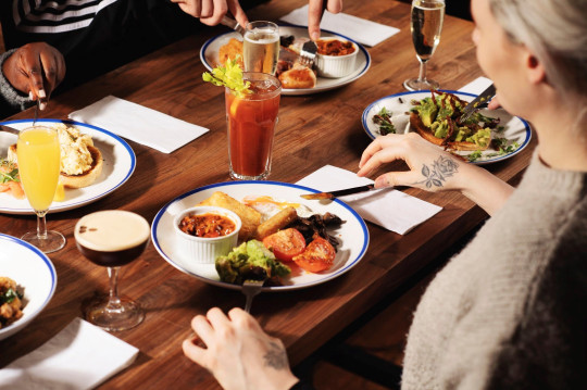 The Book Club is offering new brunch options