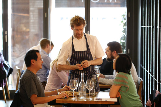 Expect to eat your way around the city for London Restaurant Festival