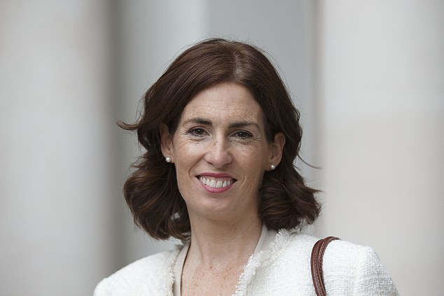 Irish Minister of State Hildegarde Naughton, who is responsible for the Irish Prison Service, sid she was'firmly of the belief' no prison visitor should be asked to remove their clothing in order to be granted entry