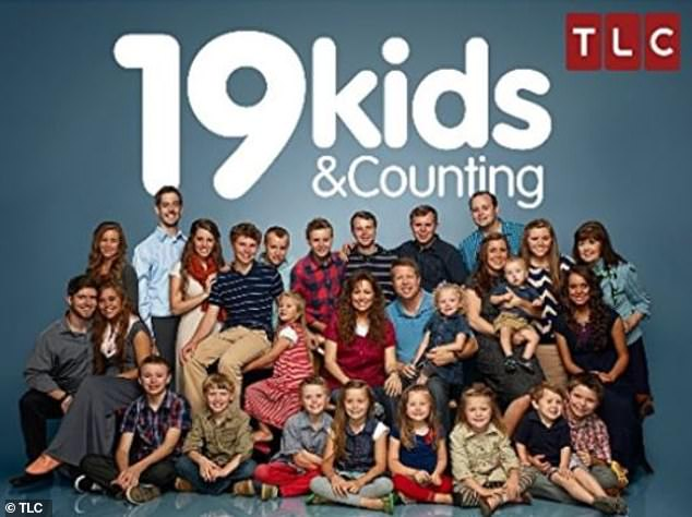 Cut out: The disgraced Duggar has not appeared on the family's TLC's show since it was rebranded in 2015 — following his previous sexual abuse scandal for molesting his sisters