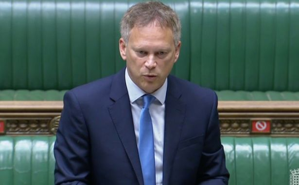 Mr Shapps admitted travellers could face longer waits at check-in when flying home