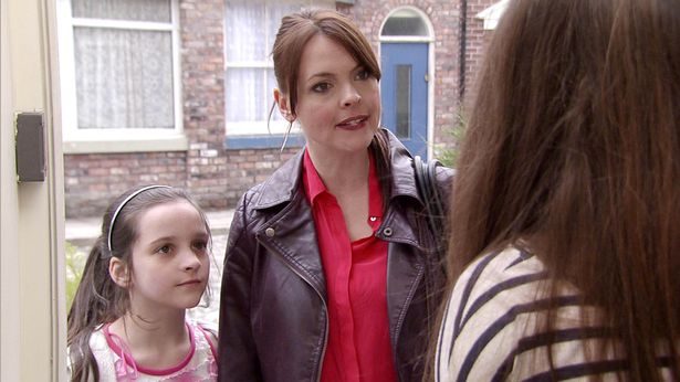 Kate joined Corrie in 2002