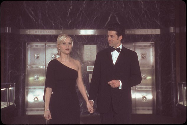 Twists and turns: The 2002 film told the story of Melanie Smooter (Reese), a young woman who returns to her small town in Alabama to get a divorce from her first husband after becoming engaged to the son of the mayor of New York City (Patrick Dempsey)