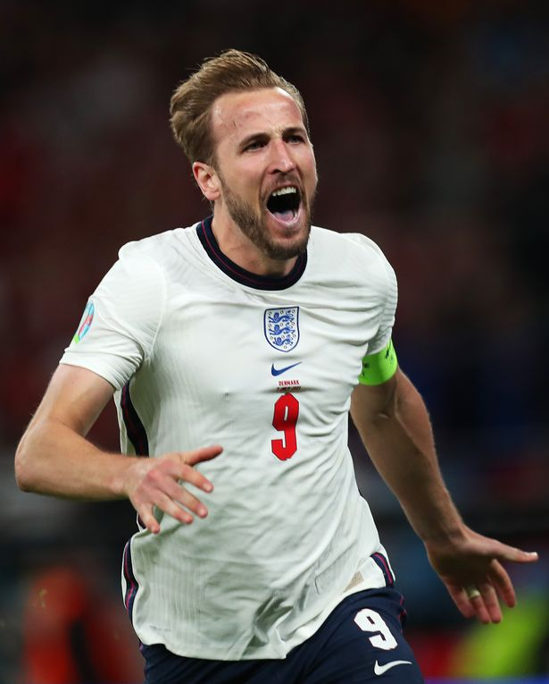 Harry Kane is hoping to lead England to glory at the Euro 2020 final against Italy on Sunday