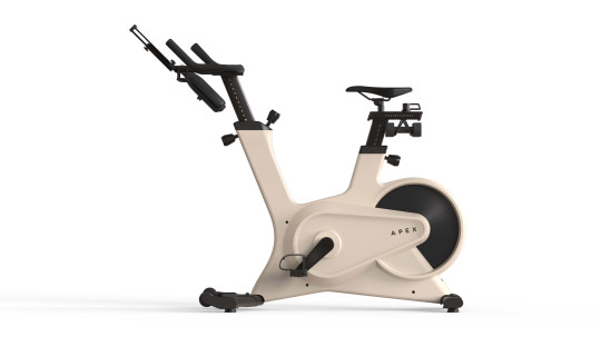 The British-made Apex Bike (Apex)