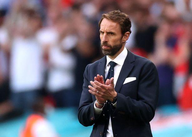 Gareth Southgate after England's win over Denmark
