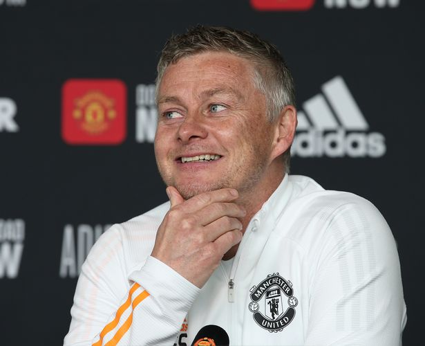 Solskjaer is pleased with United's transfer business so far in the window