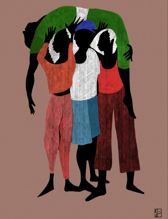 Diana Ejaita, 'Untitled' (2020)
