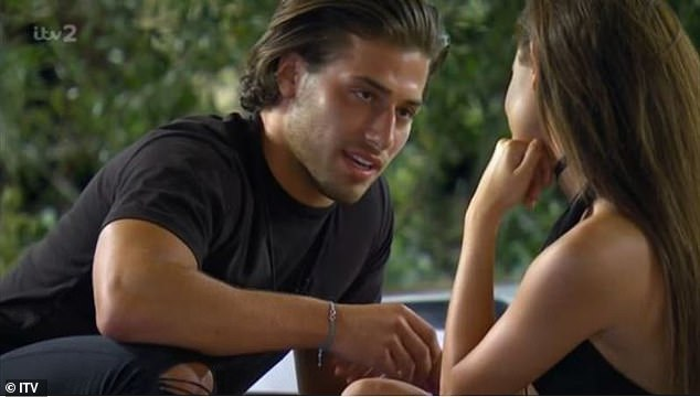 Copycat?Meanwhile, other eagle-eyed viewers were quick to notice that Jake's proposal appeared to be very similar to Kem Cetinay popping the question to then-partner Amber Davies in 2017