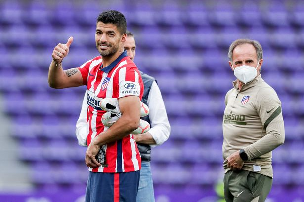Luis Suarez is now at Atletico Madrid where he won LaLiga in 2020-21