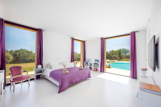 The property has five bedrooms that can fit several bedrooms in. MALLORCA, SPAIN: THIS STUNNING villa featured on two seasons of Love Island and it could now be yours for just ?3.1M. The unique villa in Mallorca,Spain comprises five bedrooms, five bathrooms, eight reception rooms, a kitchen, two garages, swimming pool, garden, terrace and balcony. The property featured in the first two seasons of the hit reality TV show in 2015 and 2016. Nathan and Cara, winners of the second season, even re-visited the villa for their proposal the following year. The beautiful villa is modern and features lots of tall glass windows which would?ve been perfect for the islanders to spy on their fellow islanders. The property has seen all of Love Island?s biggest moments, from Jon Clark proposing to Hannah Elizabeth in the first season, to the first same-sex recoupling to feature in Love Island in the second season. The stylish property, which comes with a sensational beach-style pool, is a Spanish paradise that could definitely turn a few people?s heads. The property also has gorgeous sea views and covers over 4,612 sq ft and is currently on the market for ?3.1 million. mediadrumworld.com/Engels and Voelkers