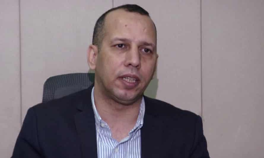 Hisham al-Hashimi, murdered by militiamen in July 2020.