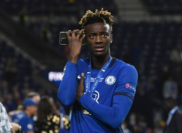 Abraham is open to leaving Chelsea this summer