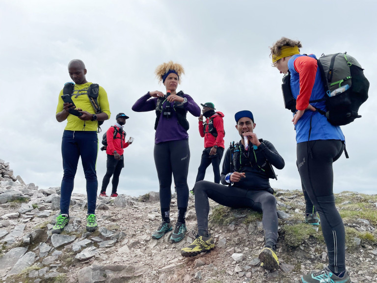 Meet the Black trail runners committed to building diversity in running