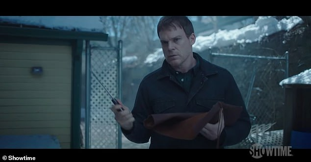 Coming soon: Dexter: New Blood is currently in production and is scheduled for a November 7 premiere