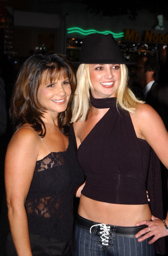 Lynne Spears and Britney Spears