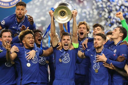 Chelsea capped an impressive finish to last season by winning the Champions League