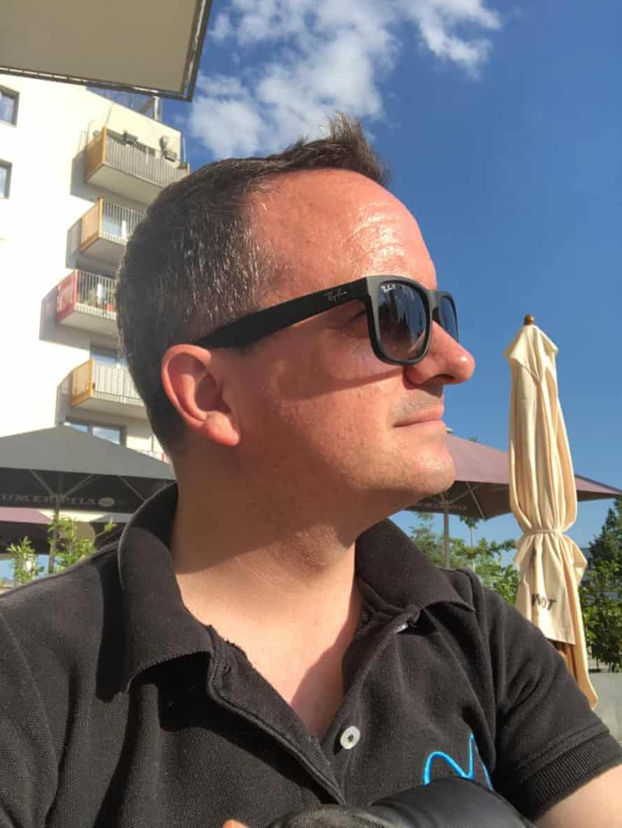 Neil, 41, is hoping Northern Ireland will ease quarantine requirements for vaccinated EU travellers too.