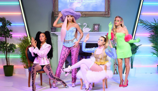 Little Mix Madame Tussauds London