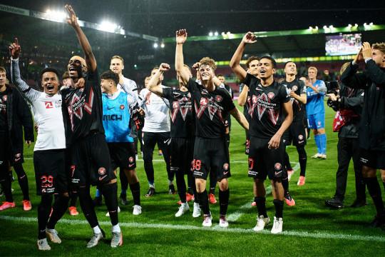 FC Midtjylland vs Celtic FC - UEFA Champions League Qualifier