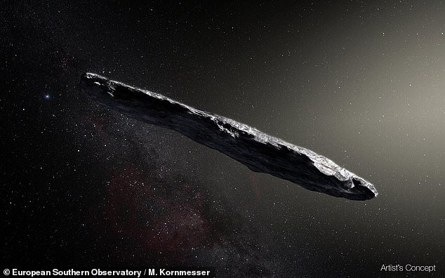 A new study suggests a tiny satellite could be built in short order to catch and study other objects like 'Oumuamua