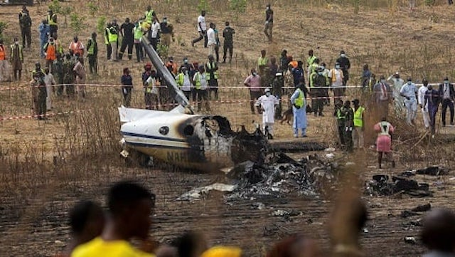 Report on aircraft crash that killed Athahiru, 10 others ready in one week – AIB