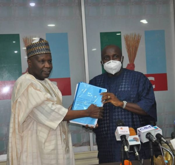 Gov. Inuwa Yahaya submits APC Anambra primary appeal committee