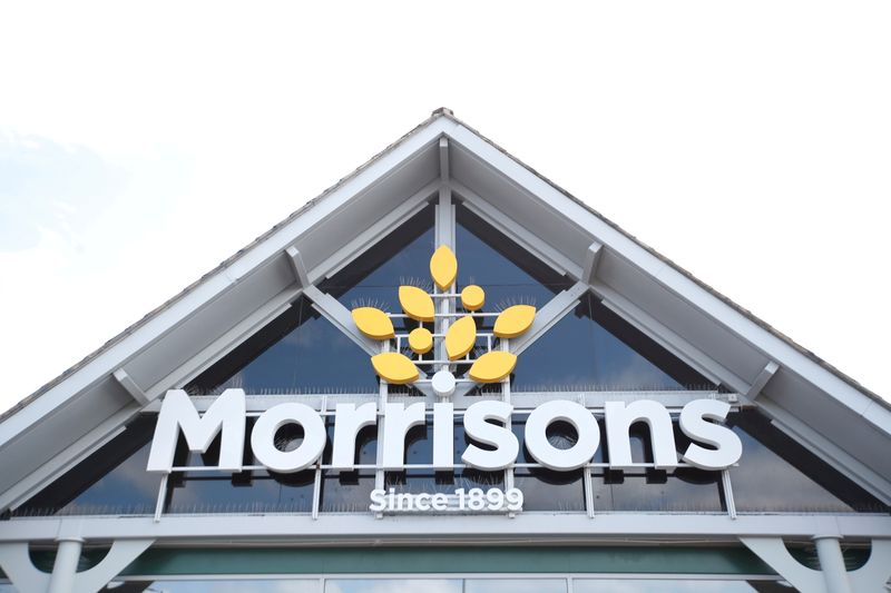 Apollo Global joins battle for Britain's Morrisons