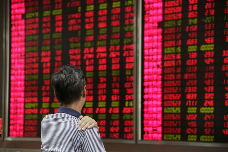 Asia shares volatile as China tech worries remain