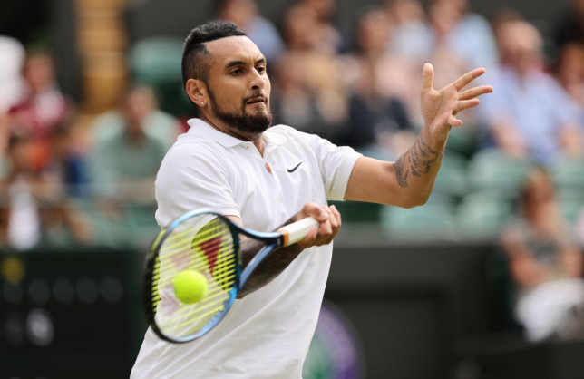 Kyrgios will play no part for Australia in Tokyo