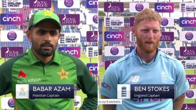England's new-look team smashed Pakistan in the first ODI in Cardiff