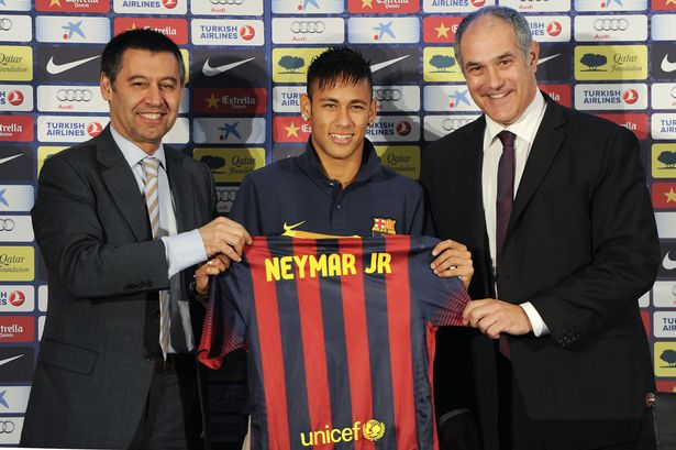 Neymar has been embroiled in controversy and legal cases since his move to Barcelona in 2013