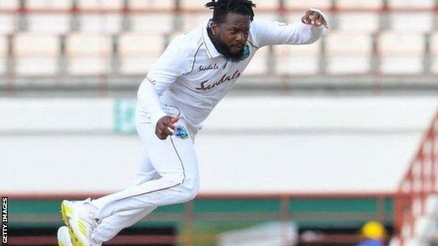 Kyle Mayers has made six Test appearances for West Indies and also represented them in three ODIs and two T20s