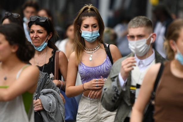 All legal requirements to wear masks will be scrapped