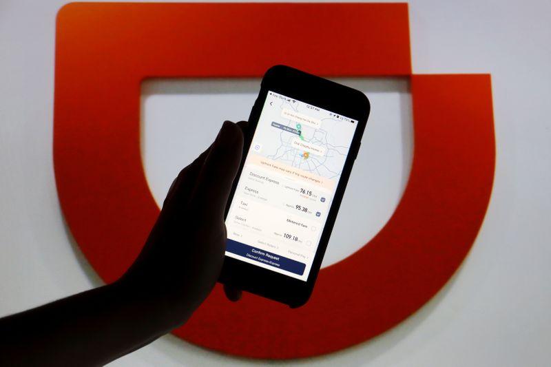 China's Didi says app takedown may hurt revenue