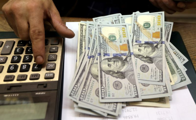 Dollar holds near multi-month highs as Fed meeting in focus