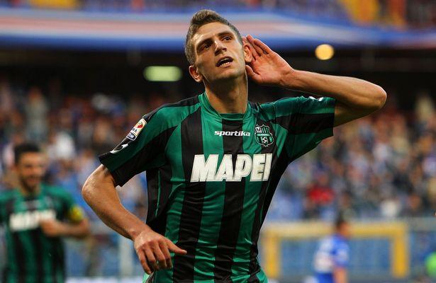 Domenico Berardi has been at Sassuolo since 2012