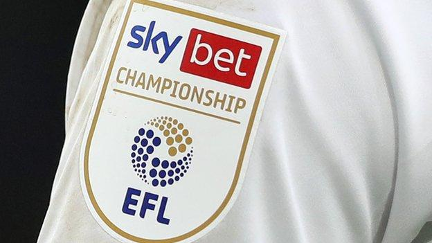 EFL Championship badge