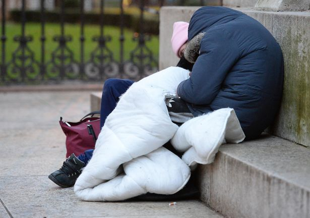 The Government believes around 37,000 rough sleepers were taken in during the Everyone In scheme